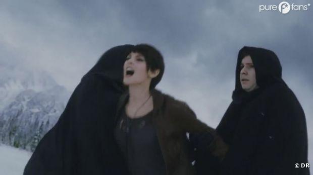 Une scène de combat intense dans Twilight 5 !