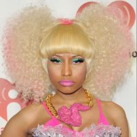 Nicki Minaj : du poulet plutôt que Mario Balotelli et sa crête de coq !