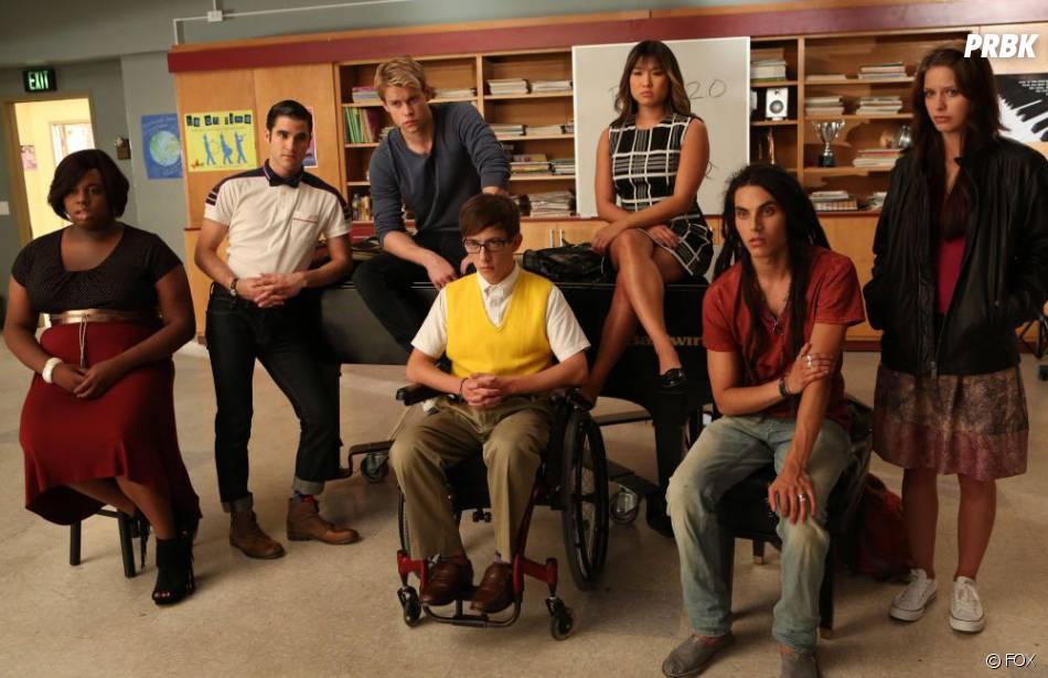 A qui Glee va-t-elle rendre hommage ?