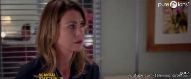 Un épisode compliqué à venir pour Meredith dans Grey's Anatomy