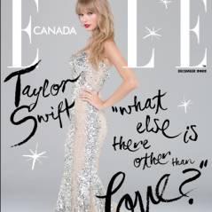 Taylor Swift : mi-princesse mi-femme fatale pour la couv' du magasine Elle Canada (PHOTO)