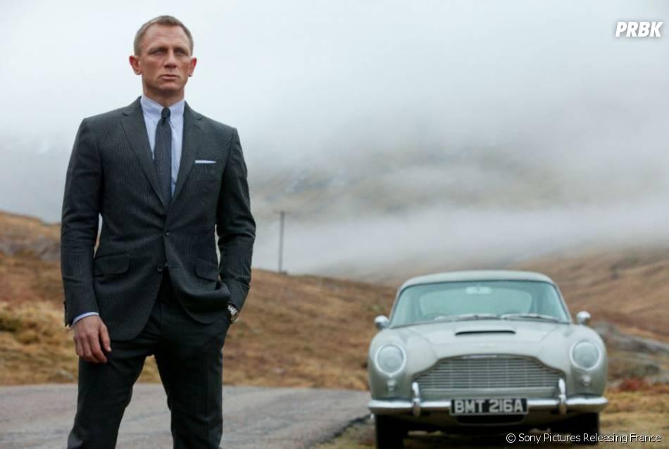 Daniel Craig : avenir incertain dans les prochains James Bond ?