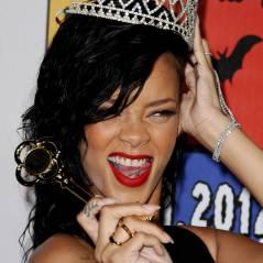 Chris Brown et Rihanna : même Drake n'a pas réussi à les décoller pendant leur soirée Halloween !