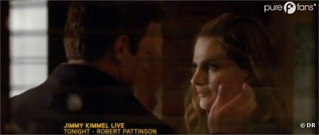 Moment de tendresse pour Castle et Beckett !