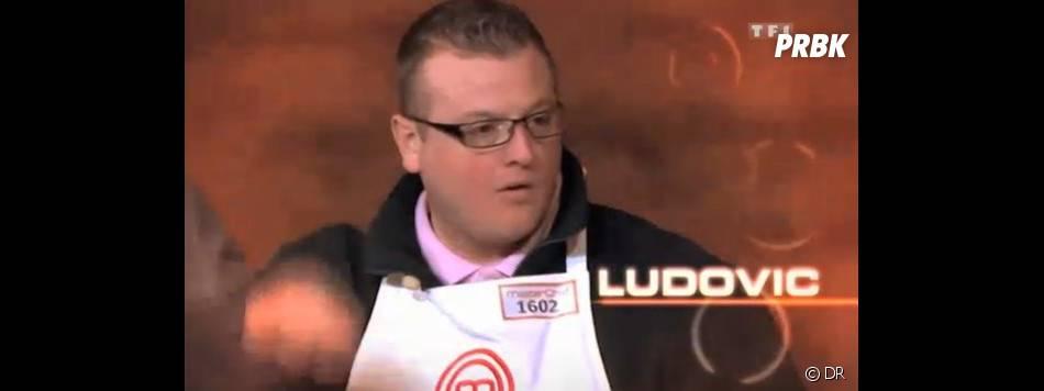 Ludovic aimerait gagner MasterChef pour pouvoir suivre de nouveaux cours de cuisine !