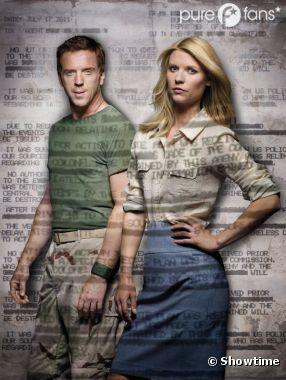 Le couple Carrie/Brody, ce n'est pas pour demain !