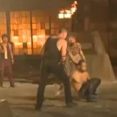 The Walking Dead saison 3 : découvrez les coulisses de l'arène et de ses combats ! (VIDEO)