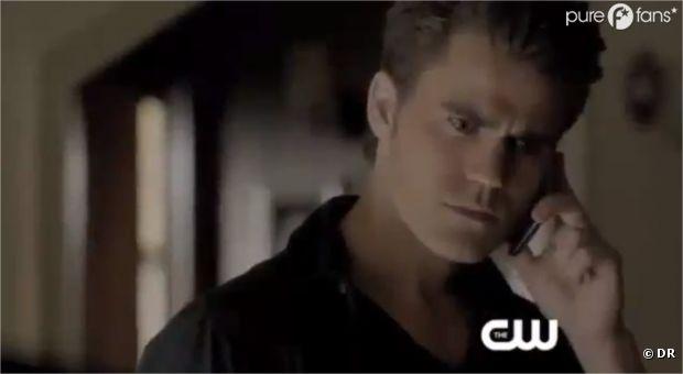 Stefan a une discussion importante dans Vampire Diaries