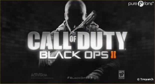 Call of Duty Black Ops 2 sort ce mardi 13 novembre