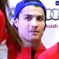 Cristiano Ronaldo pris en plein flagrant délit de matage ! Irina Shayk pas assez bien ? (VIDEO)