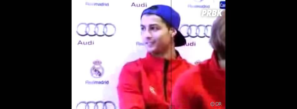 Cristiano Ronaldo ne lâche pas l'affaire !