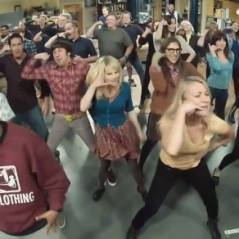 The Big Bang Theory : découvrez le flash mob déjanté des acteurs sur Call Me Maybe (VIDEO)