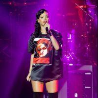 Rihanna : au Trianon pour un concert forcément... sexy  ! (PHOTOS)