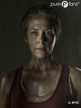Le sort de Carol dévoilé dans l'épisode 6 de la saison 3 de Walking Dead