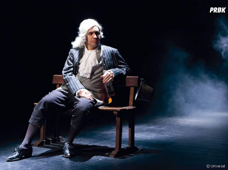 Alexandre Astier incarne le célèbre Jean-Sébastien Bach