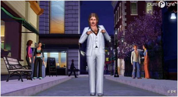Vos Sims vont se frotter aux années 70's !