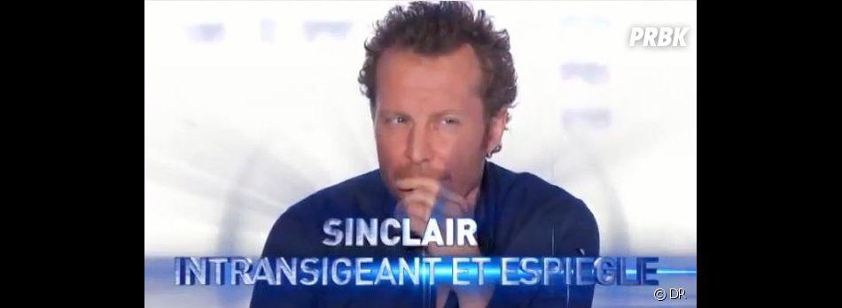Sinclair va bien nous faire rire dans Nouvelle Star 2012