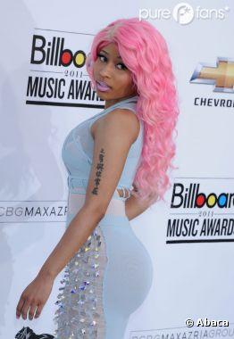 Nicki Minaj : Virée de sa propre fête pour la sortie de son album