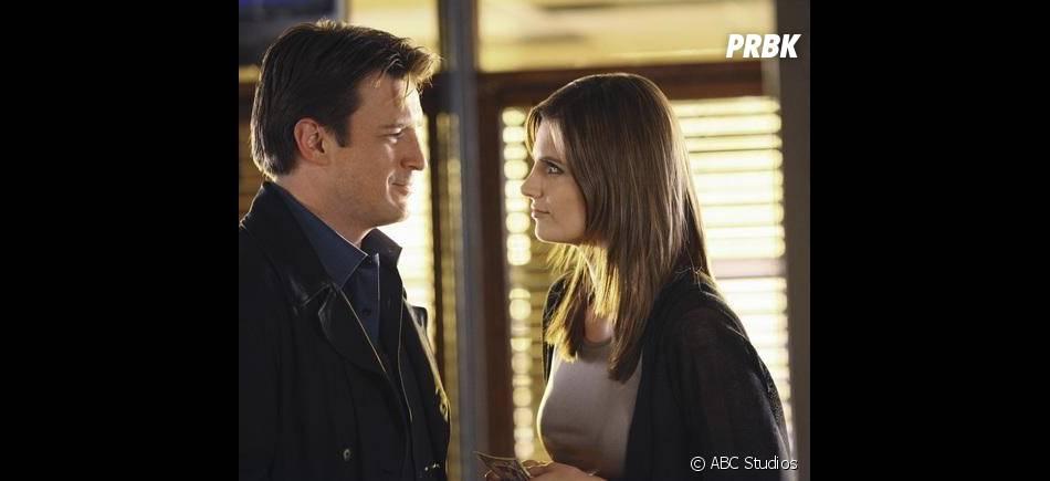 Castle et Beckett seront certainement toujours aussi proches dans l'épisode 12 de la saison 5 !