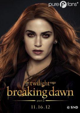 Rosalie sera-t-elle de retour dans une suite Twilight ?