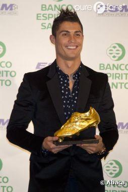 Cristiano Ronaldo a la cote !