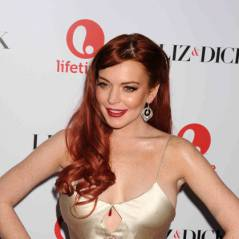 Lindsay Lohan : Charlie Sheen joue l'ange gardien et lui signe un ENORME chèque