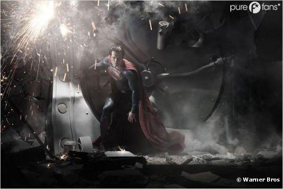 Man of Steel pourrait introduire le film La Ligue des Justiciers