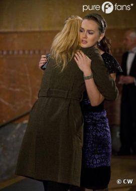 Blair a besoin de réconfort dans Gossip Girl