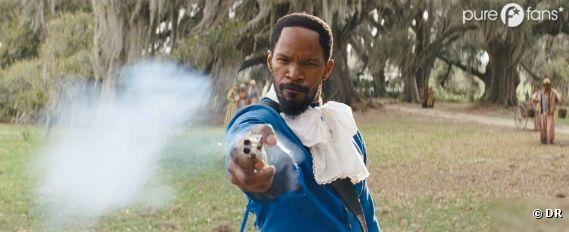 Jamie Foxx va cartonner dans Django Unchained