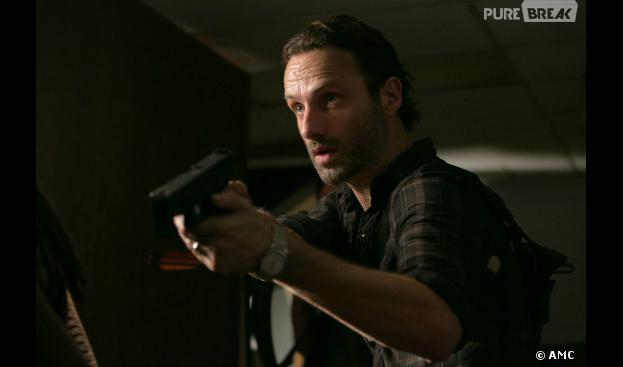 Rick entre en guerre dans The Walking Dead