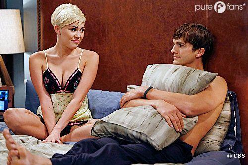 Miley Cyrus bientôt star de Mon Oncle Charlie ?