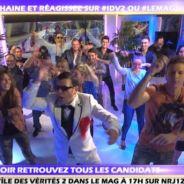 L'Ile des Vérités 2, le mag : Les candidats passent en mode Gangnam Style ! (VIDEO)