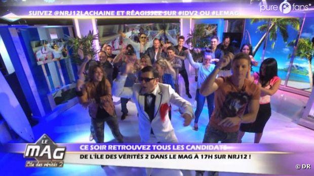 L'Ile des vérités 2 passe en mode Gangnam Style !