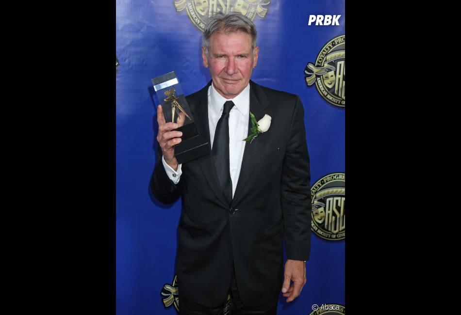 Harrison Ford, père idéal pour Castle selon Nathan Fillion