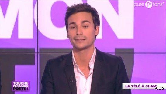 Bertrand Charmeroy balance sur Rachid Ferrache dans Touche pas à mon poste !