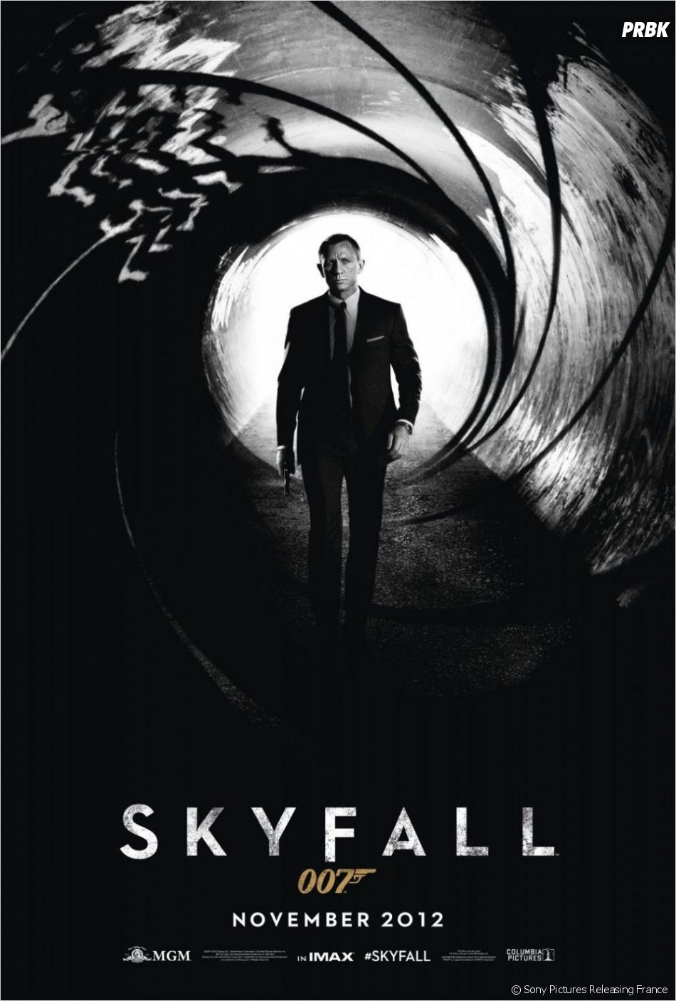 Skyfall reprend la tête du box-office !
