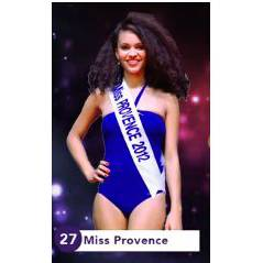 Miss Prestige National 2013 : Auline Grac, Miss Provence, succède à Christelle Roca