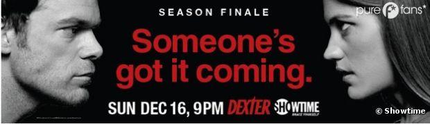 Episode final décevant de Dexter