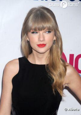 Taylor Swift bientôt reprise dans Glee !