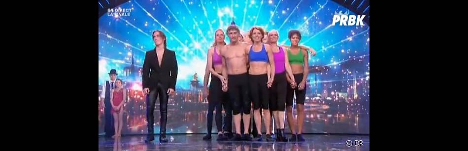 Les Die Mobilés remportent la finale de La France a un incroyable talent 2012 !
