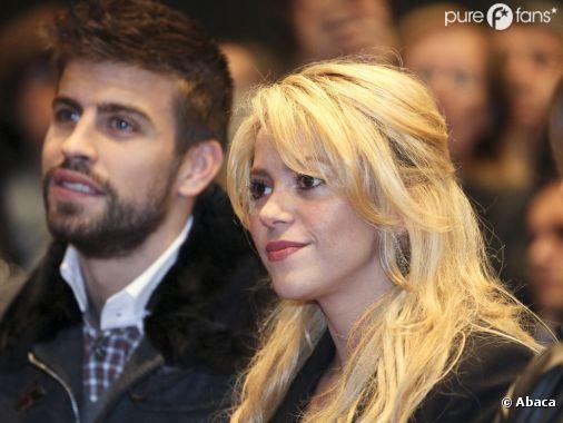 Shakira et Gerard Piqué : Sont les plus heureux des parents !