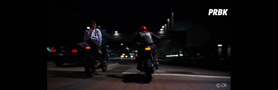 Dans Batman le jour et la nuit arrivent très vite