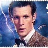 Doctor Who : les 11 Doctors sont réellement timbrés !