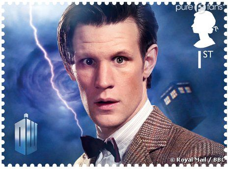 Matt Smith - Doctor n°11