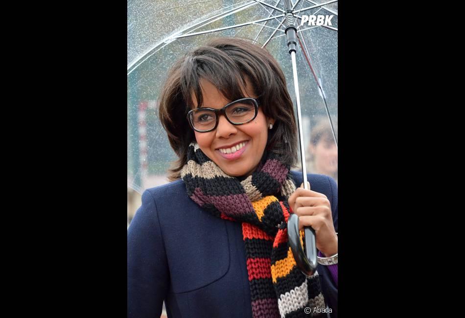 Audrey Pulvar croit à une jolie année 2013