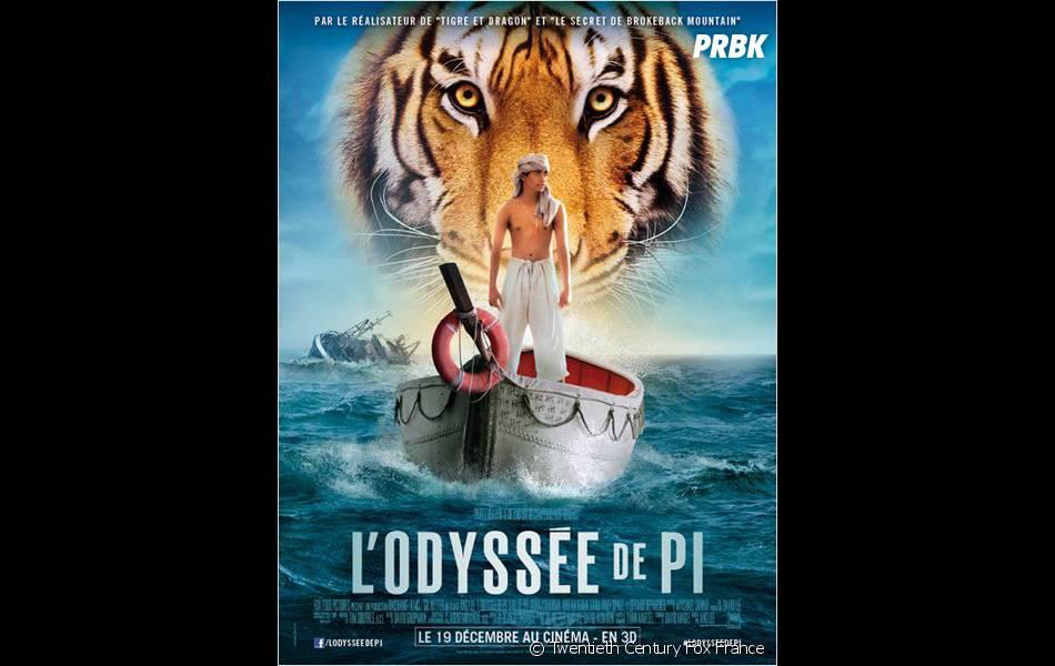 L'Odyssée de Pi bien parti pour un Oscar