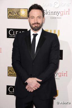 Ben Affleck, grand gagnant des Critics' Choice Awards