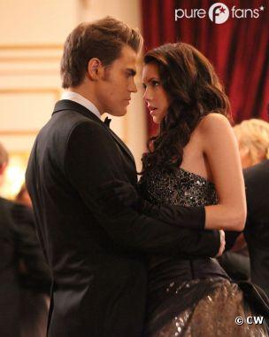 Stelena, une histoire révolue dans Vampire Diaries ?