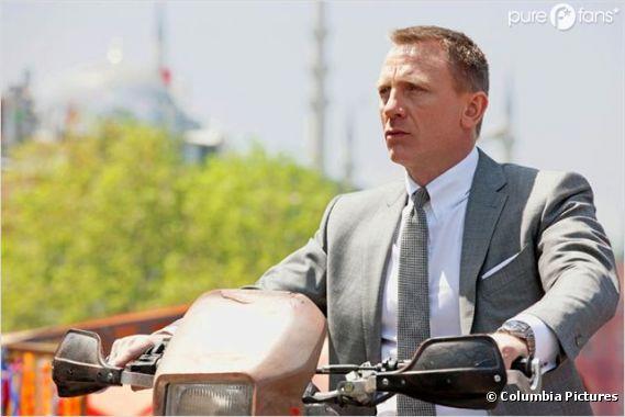James Bond se fait censurer