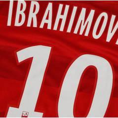 Zlatan Ibrahimovic : enfin numéro 10 dans sa Team !